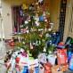 Aj psíky v útulku mali Vianoce